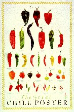 Fresh Chili Poster - Chili Fresco Poster